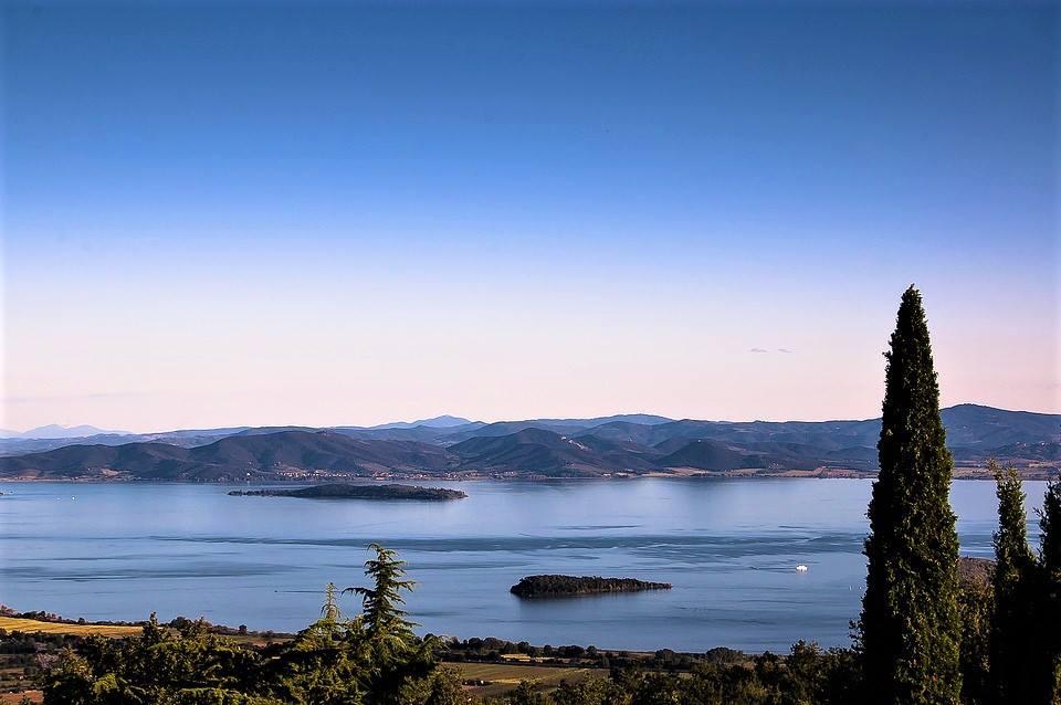 <strong>Il lago Trasimeno e le sue isole</strong>