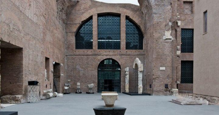 <strong>I bagni dei Romani: ingresso gratuito alle Terme di Diocleziano</strong>