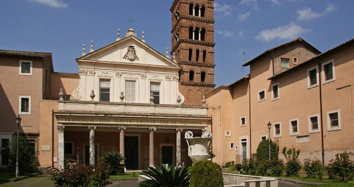 <strong>Trastevere medievale: la basilica di Santa Cecilia</strong>