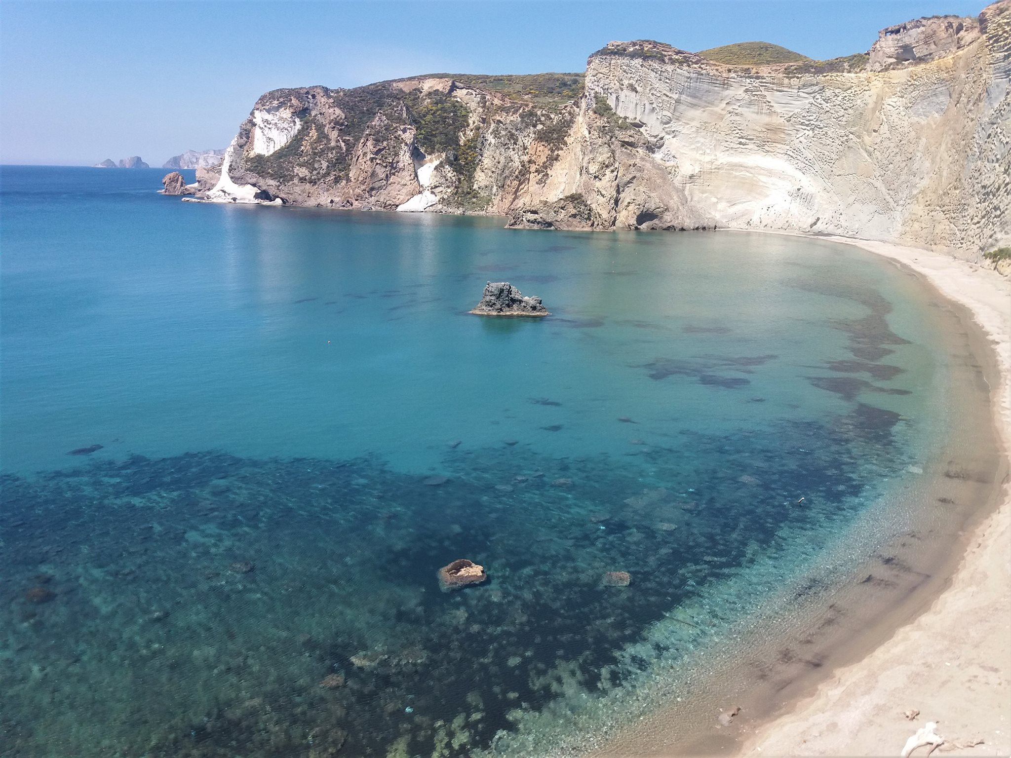 <strong>Isola di Ponza, trekking e mare</strong>