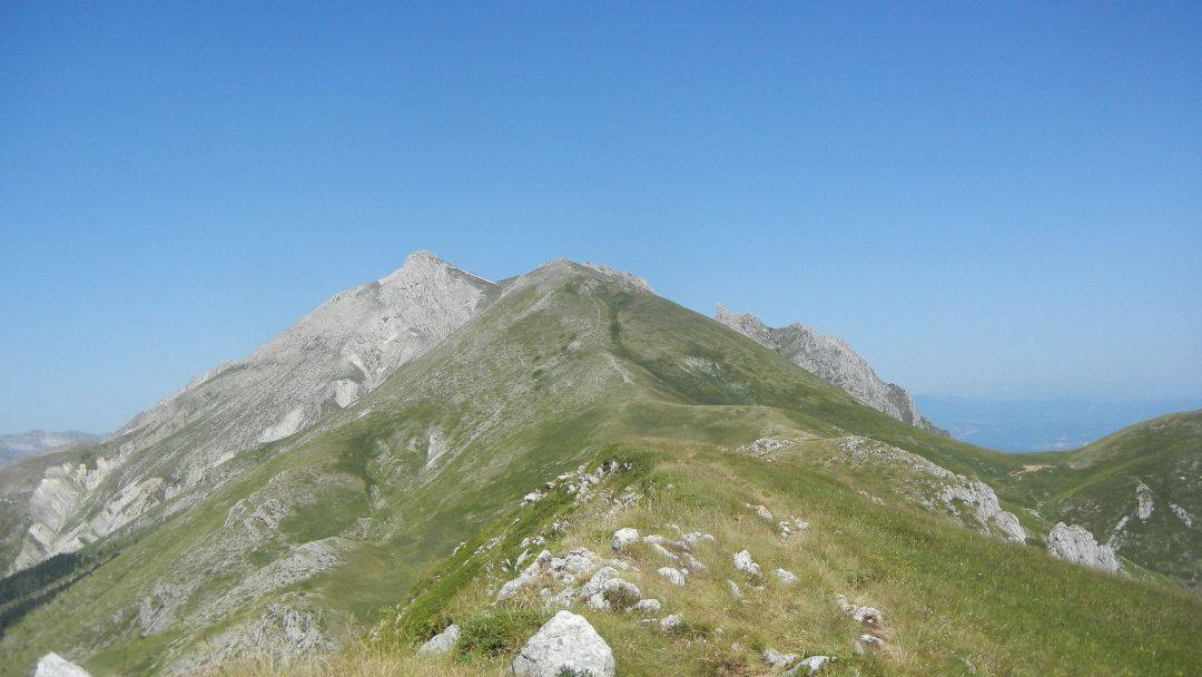 <strong>Trek over 2000: il monte Camicia (2564 m) </strong>