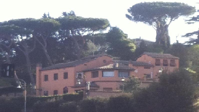 <strong>Visita guidata alla Villa di Alberto Sordi</strong>