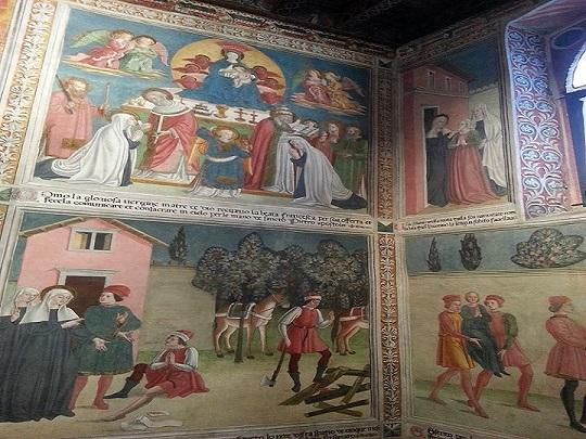 <strong>Apertura straordinaria – Il monastero di Tor de' Specchi</strong>