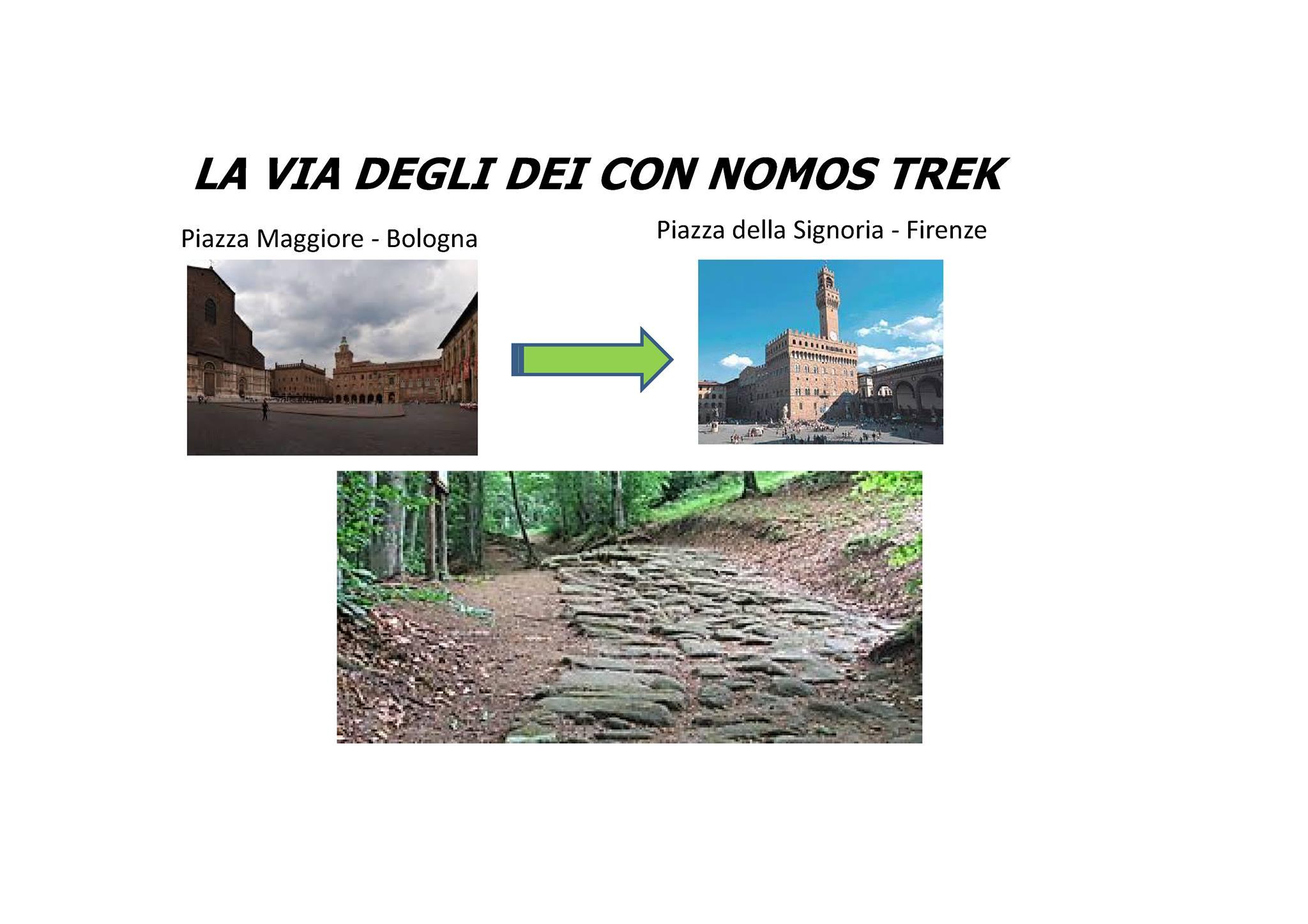<strong>La Via Degli Dei</strong>