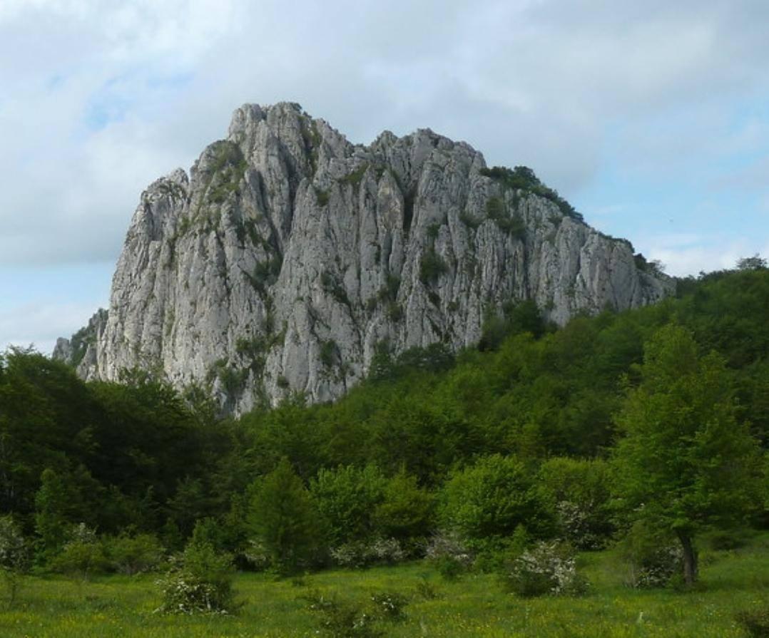 <strong>I Giganti Di Pietra E Il Monte Pallano</strong>