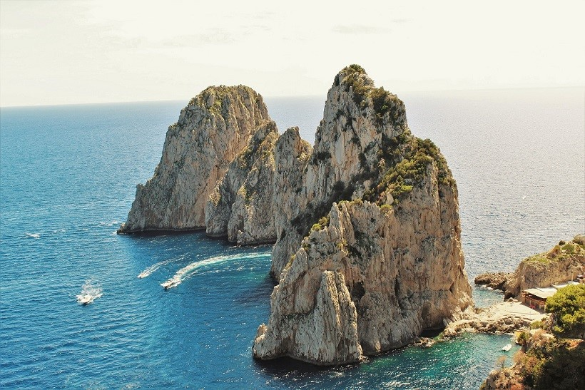 <strong>Isola di Capri: trekking e mare</strong>