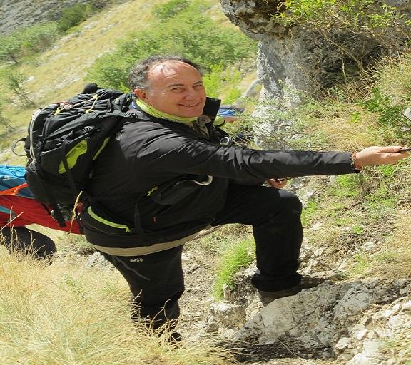 <strong>Trek in ricordo di Nando: il santuario della Mentorella</strong>
