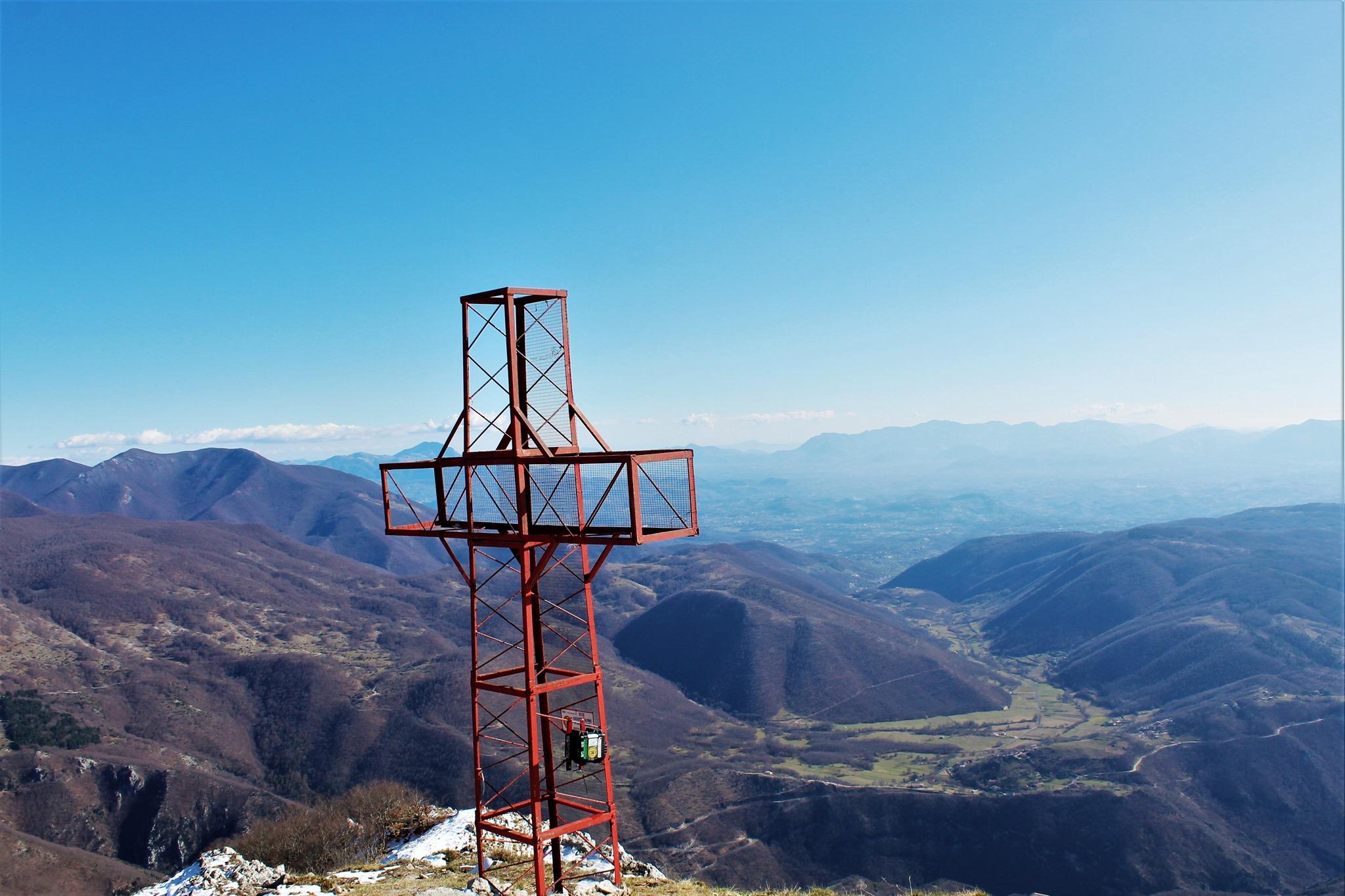 <strong>Il balcone degli Ernici: il monte Rotonaria</strong>