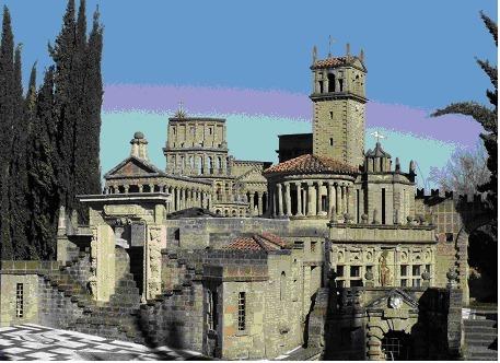 <strong>La Scarzuola e Parco Vulcanologico di San Venanzo</strong>