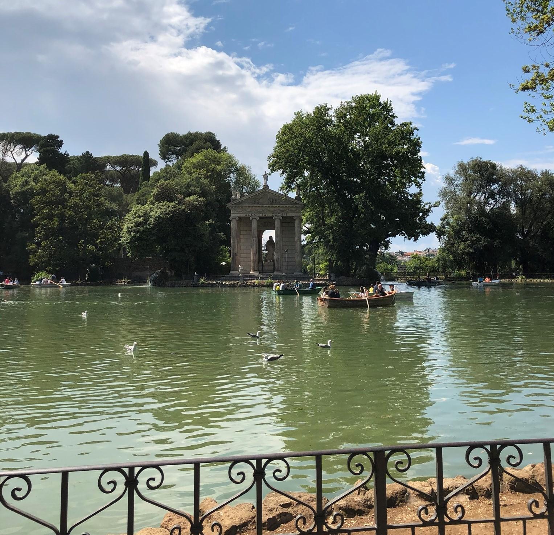 <strong>Villa Borghese – passeggiata nel cuore verde della città</strong>