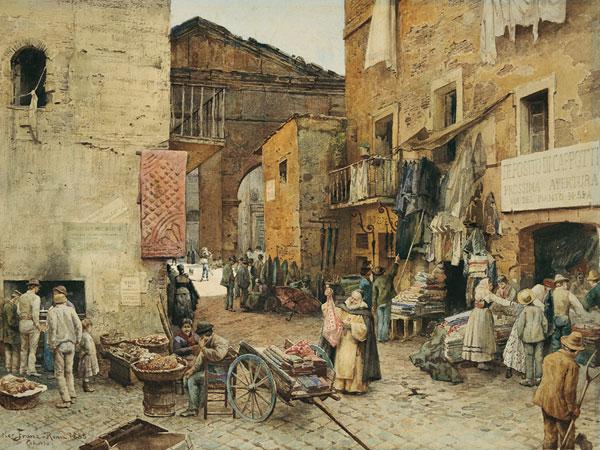 <strong>Gli Ebrei di Roma, prima e dopo il Ghetto – con Nomos Trek</strong>