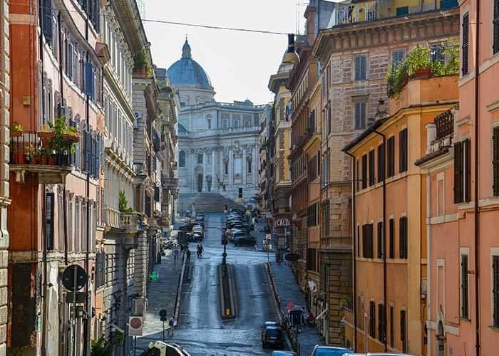<strong>I Sette Colli di Roma con Nomos Trek: l'Esquilino</strong>